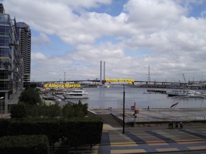 Docklands, Victoria Harbour, Melbourne *D'Alboro Marina