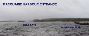 Macquarie Harbour Entrance