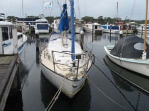 *SV KESTRAL *CLANSMAN 30 *Gippsland Lakes to Hobart *400 nm - 1 week