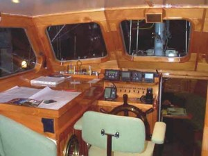 *SV MAJEK *ROBERTS SPRAY 42 *Mackay to Broome *2300 nm - 4.5 weeks