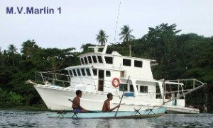 *MV MARLIN *50FT MONO CHARTER *Gladstone to Lae PNG *1300nm - 17 days