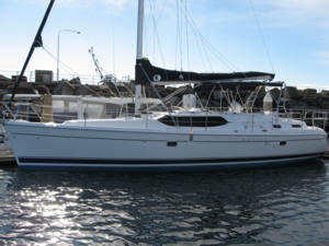 *HUNTER 45 *Yamba to Sydney *300 nm - 1 week