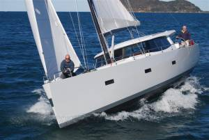 *NEW MOODY 45 DS *Pittwater to Melbourne *900 nm - 7 days