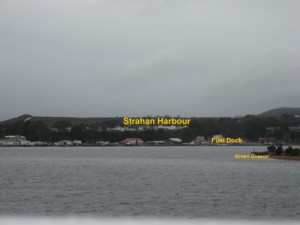 Macquarie Harbour *Strahan Harbour