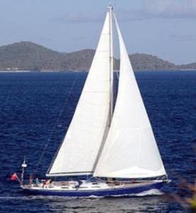 *SV CONCORDIA *SWAN 53 *Sydney to Mooloolaba *700nm - 11 days